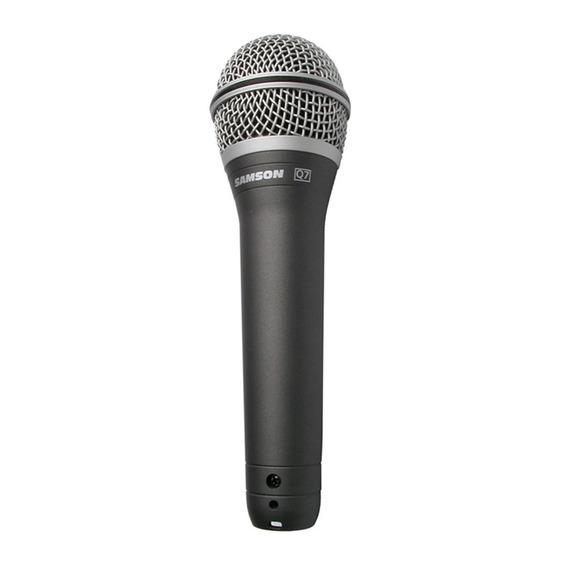 Microfone Com Fio Dinâmico Super-cardióide Para Voz E Instru