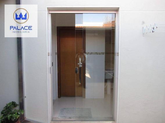 Casa Com 3 Dormitórios Para Alugar, 270 M² Por R$ 4.000,00/mês - Centro - Piracicaba/sp - Ca0427