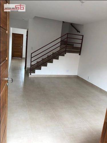 Imagem 1 de 17 de Sobrado À Venda, 100 M² Por R$ 550.000,00 - Freguesia Do Ó - São Paulo/sp - So1405