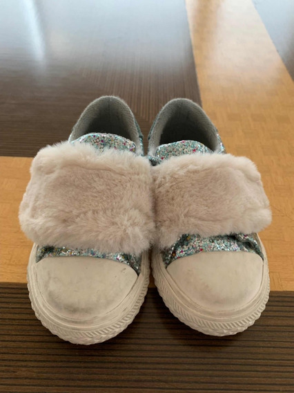 Zapatillas Zara Baby Nena