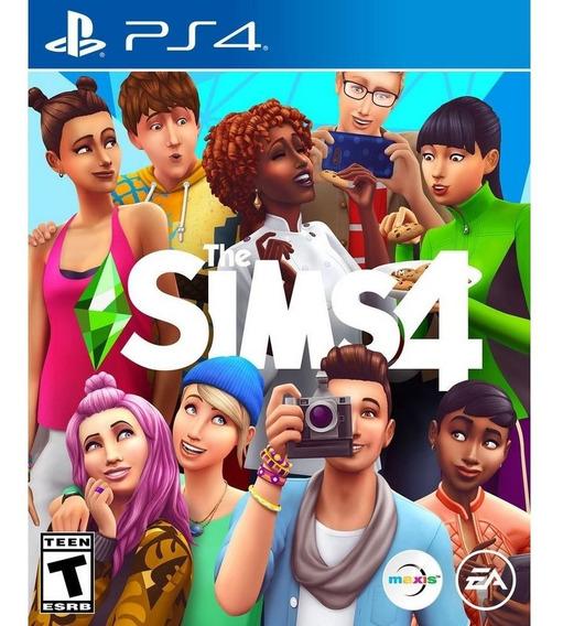 The Sims 4 Ps4 1 Português Envia Hoje