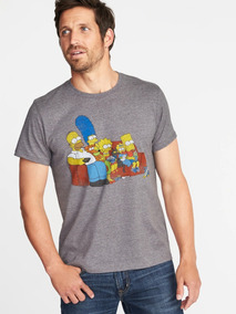 Playera The Simpsons Old Navy Original