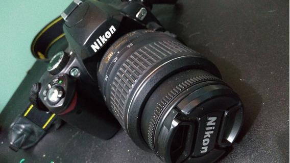 Nikon D60 Zerada