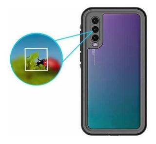 Case Acuático Para Huawei P20/p20 Pro P30/p30 Pro Shellbox