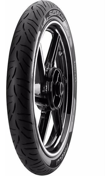 Cubierta 80 100 18 Pirelli Delantera Super City Ciclofox C