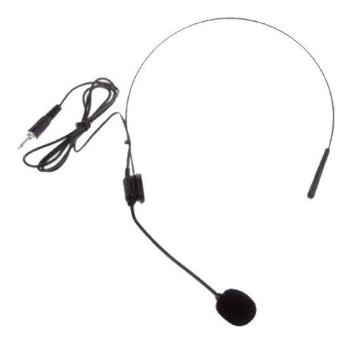Microfono Diadema Manos Libres Con Plug
