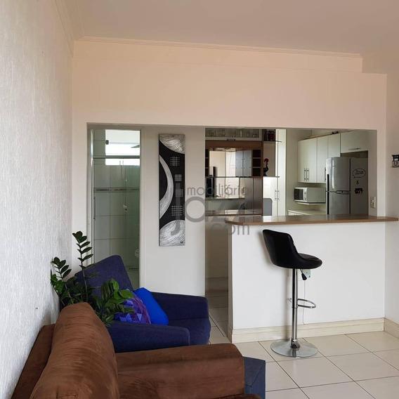 Apartamento Residencial À Venda, Parque Taquaral, Campinas. - Ap1111