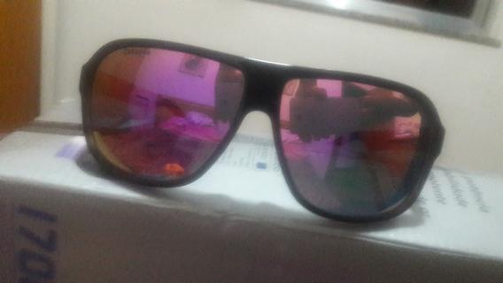 Óculos De Sol Absurda Calixto Preto Com Rosa 398-41 Original
