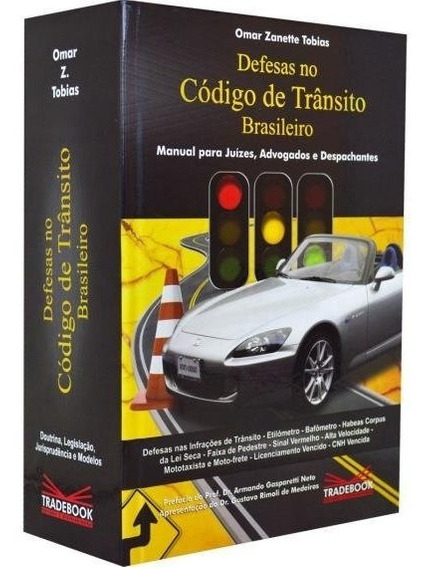 Defesas No Código De Trânsito Brasileiro - Promoção
