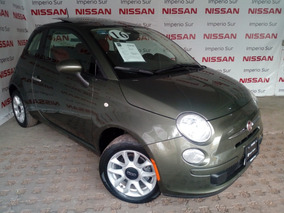 Fiat 500 2016 Easy Mt Gran Remate