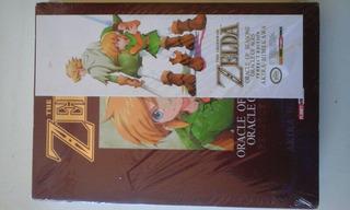 Revista Livro Zelda Oracle Of Seasons Oracle Of Ages