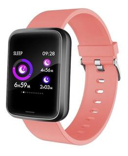 Relógio Inteligente Smartwatch Alfawise H19 Cardiaco Pressão