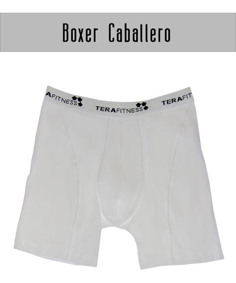 Boxer De Hombre Corto 100% Algodon Gigafitness