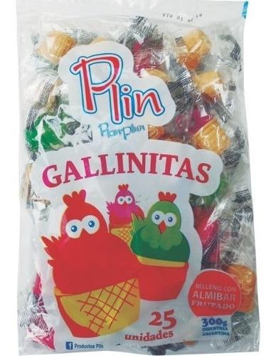 Gallinitas Azucarados X25 Unidades *ideal Candy Bar*