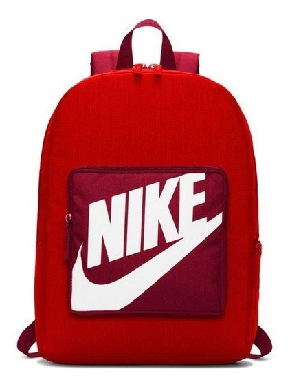 Mochila Nike Sportwear Youth Roja