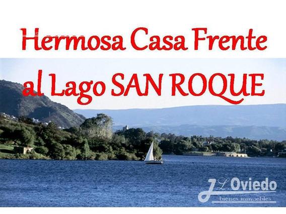 Casa A La Venta Con Vista Al Lago San Roque