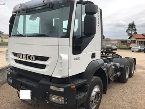 Iveco Trackker 420 6x4 2009