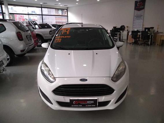 Fiesta S 1.5 Mec. Completo - 2014