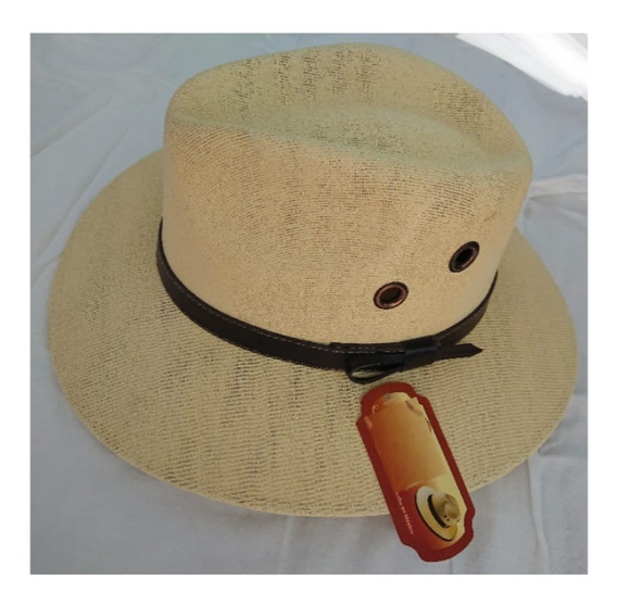 Sombrero Tipo Panamá Unsx Mexíco Artesanal Yute Enviogratis!