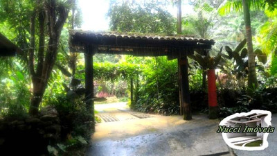 Excepcional Sitio Em Ubatuba - St00002