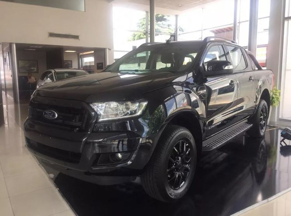 Ford Ranger 3.2 Black Edition Automatica 0km As3