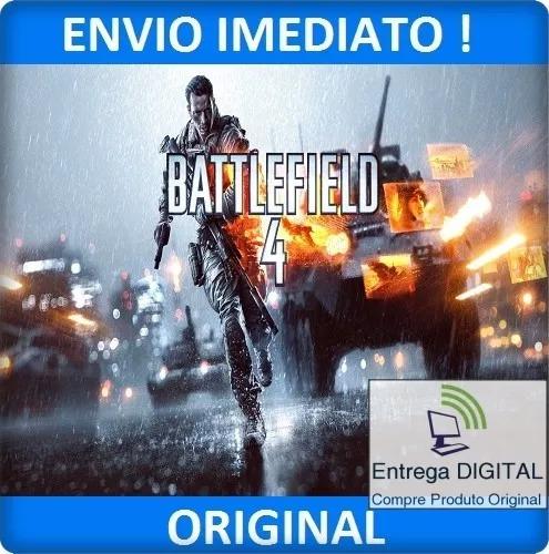 Battlefield 4 Online Mídia Digital Origin (envio Imediato)