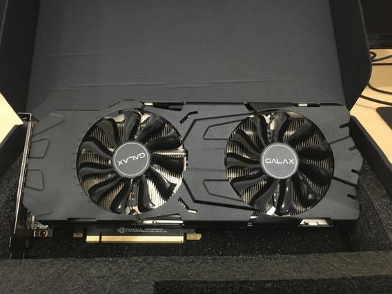 Placa De Vídeo Galax Nvidia Geforce Gtx 1080ti Exoc