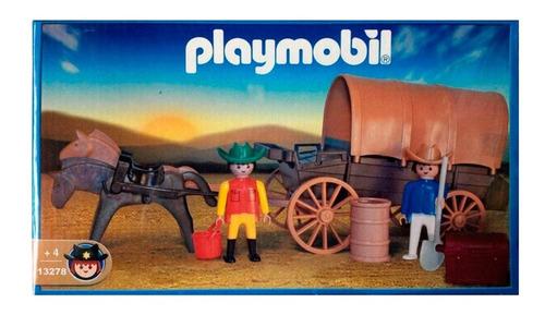 Imagen 1 de 3 de Playmobil Carreta Con Accesorios 13278