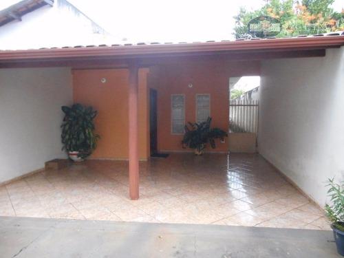 Imagem 1 de 14 de Casa Residencial À Venda, Ipanema, Araçatuba. - Ca0177