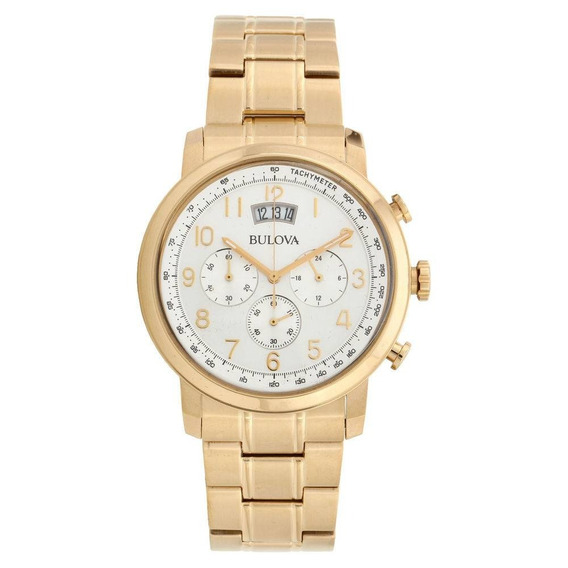 Relógio Bulova Classic Wb22220h / 97b142 Dourado