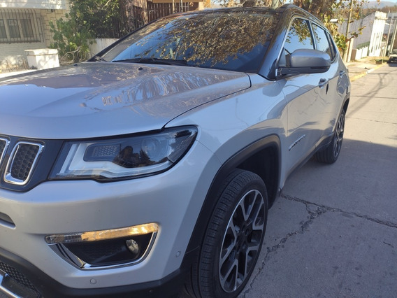 Jeep Compass 4x4 Limited Plus