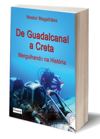 Livro De Guadalcanal A Creta