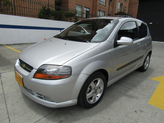 Chevrolet Aveo Gti Mt 1600 Aa