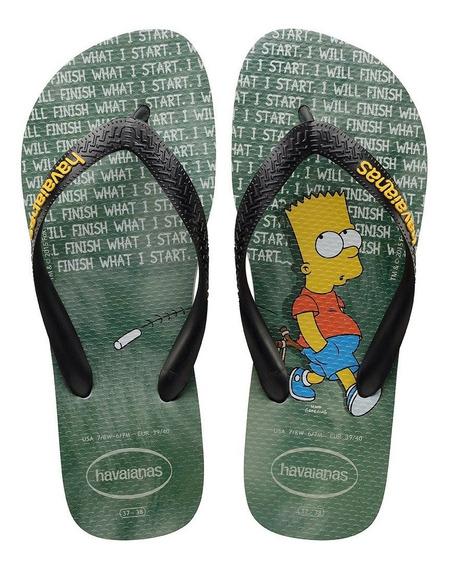 Ojotas Havaianas Los Simpsons, Batman, Minions, Etc.
