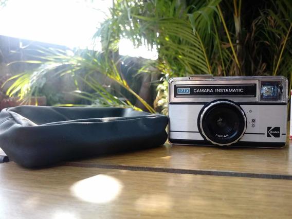 Câmera Antiga Instamatic