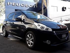Peugeot 208 Allure At Color Negro 2015