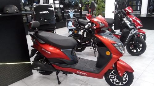 Imagen 1 de 2 de Moto Eléctrica - Leo - Sunra Rio Negro