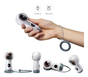 Samsung Gear 360 2017 4k Wifi Bluetooth Sm-r210/lacrado+fret