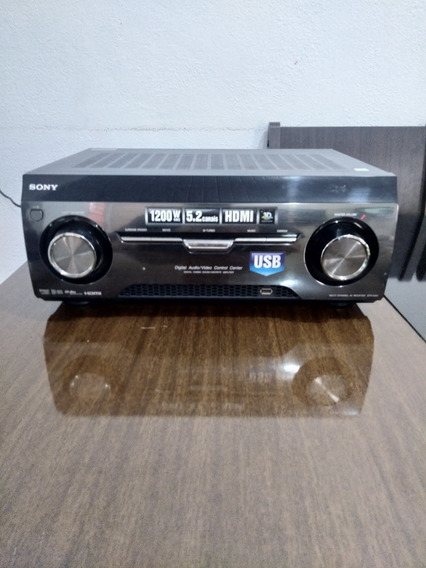 Receiver Str-km3 Com Defeito.