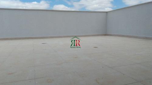 Apartamento Com Cobertura 2 Quartos No Vale Das Orquídeas - Rrs1776