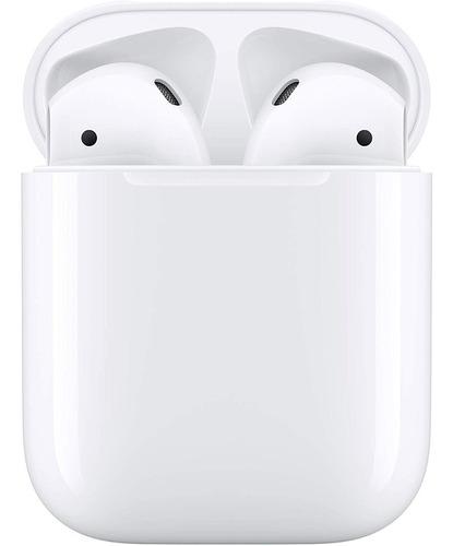 Apple AirPods 2 Con Funda De Carga (último Modelo 2020)