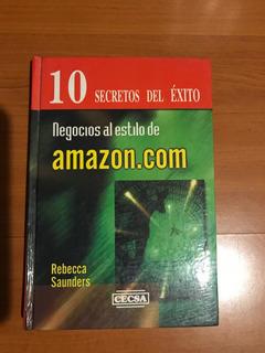 Negocios Al Estilo De Amazoncom Rebecca Saunders