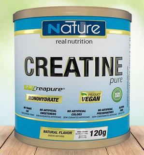 Creatine Creapure - 120g - Nutrata