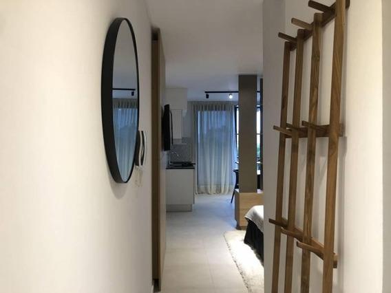 Excelente Monoambiente En Edificio A Estrenar, Ov. Lagos Al 400.
