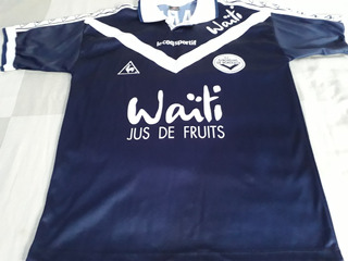 Camisa Futebol Do Bordeaux - Le Coq Sportif.