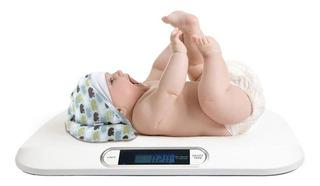 Balanca Digital Infantil Pesagem De Criancas Bebe Pediatrica