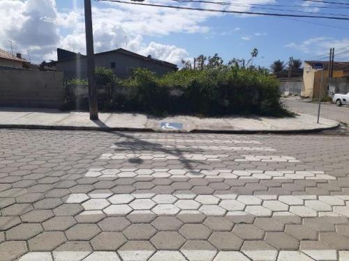 Terreno No São Jorge - Lado Praia - Itanhaém/sp - 7495 Kym