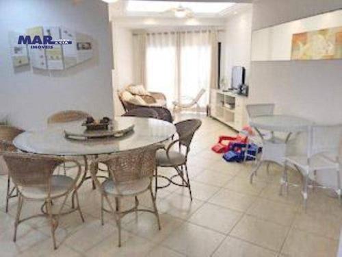 Imagem 1 de 15 de Apartamento Residencial À Venda, Barra Funda, Guarujá - . - Ap9977