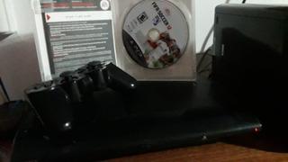 Consola Ps3 + 1 Juego Original + Flete