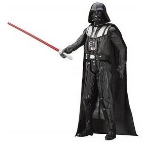 Boneco Star Wars 12 Episódio Vii Darth Vader - Hasbro 30cm
